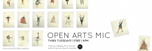 Open Arts Mic
